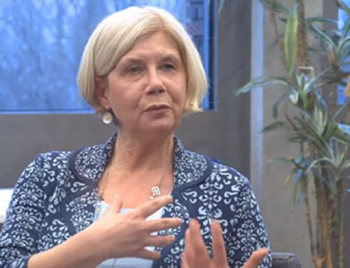 Pia Heinreich, Projektleitung OSKAR, im Interview
